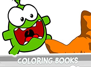 Cut the Rope - Coloring Books