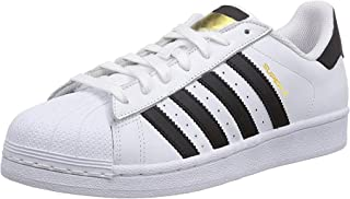 CLYMB White Superstar Sport Shoes for Men