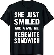 Best vegemite t shirt Reviews