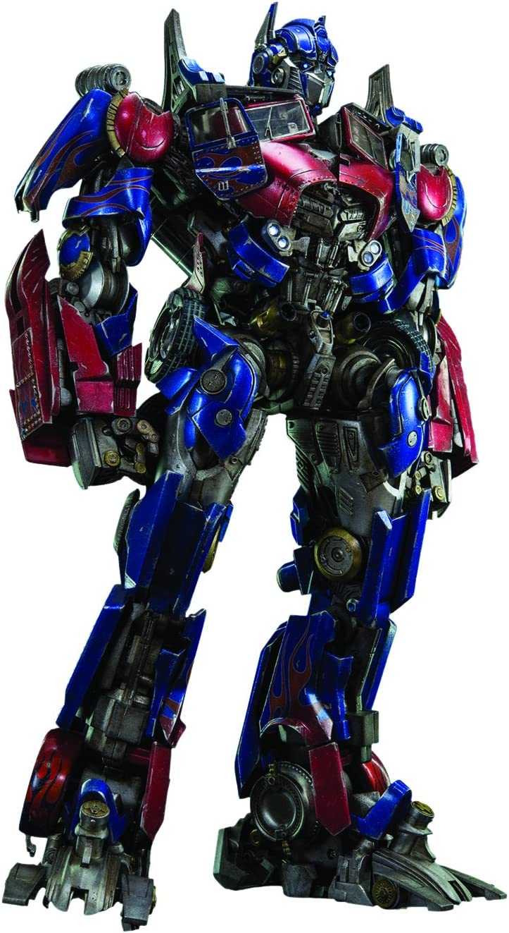 Three Free shipping Superlatite on posting reviews A Transformers Optimus Prime Fig Premium Scale Collectible