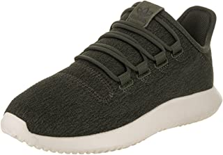 adidas Originals Women's Tubular Shadow W Running Shoe, Night Cargo/Legacy, 10 M US
