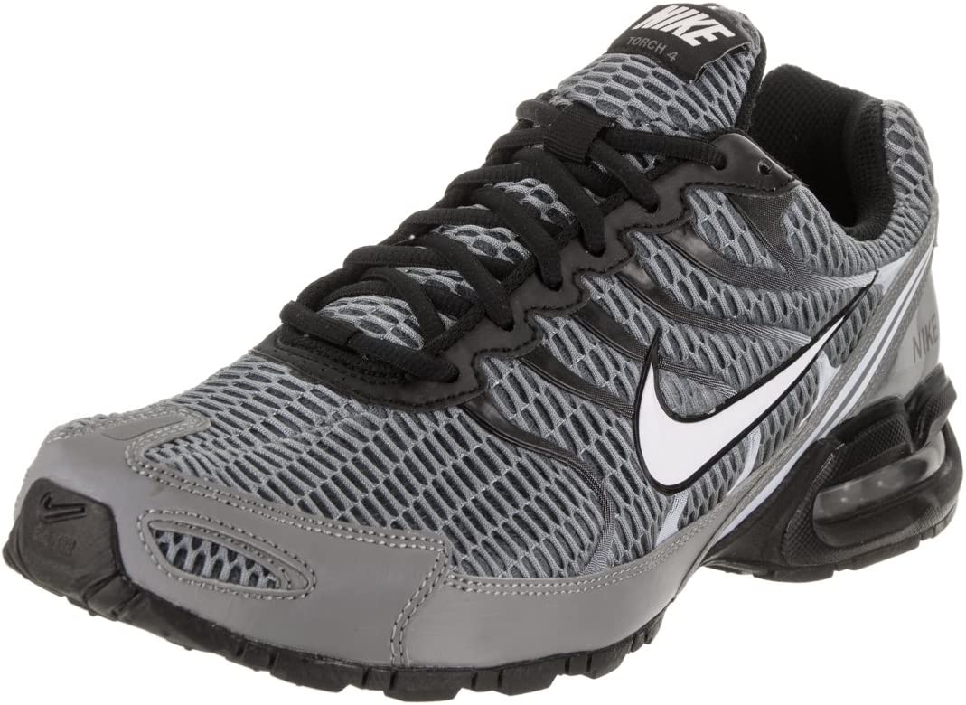 Nike Men's Limited Special Price Air max Torch 4 Running White In stock Shoes Black Grey Cool