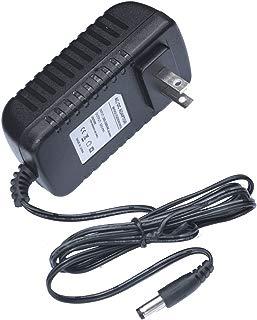 MyVolts 12V Power Supply Adaptor Compatible with Yamaha DGX-505 Keyboard - US Plug