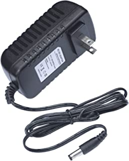 MyVolts 12V Power Supply Adaptor Compatible with Yamaha P-80 Keyboard - US Plug