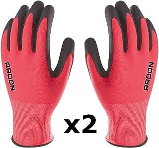 PETRA PROTECTION guantes de trabajo, alta calidad, nylon