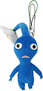 Pikmin Pk02 Blue Pikmin Plush Toy Height 17cm