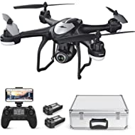 Drone with 1080P HD Camera, Potensic T18 GPS FPV RC Quadcopter with Adjustable Wide-Angle WiFi...