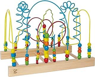 Hape Tunnel Mountain Wooden Toddler Bead Maze