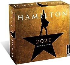 Hamilton 2021 Day-to-Day Calendar