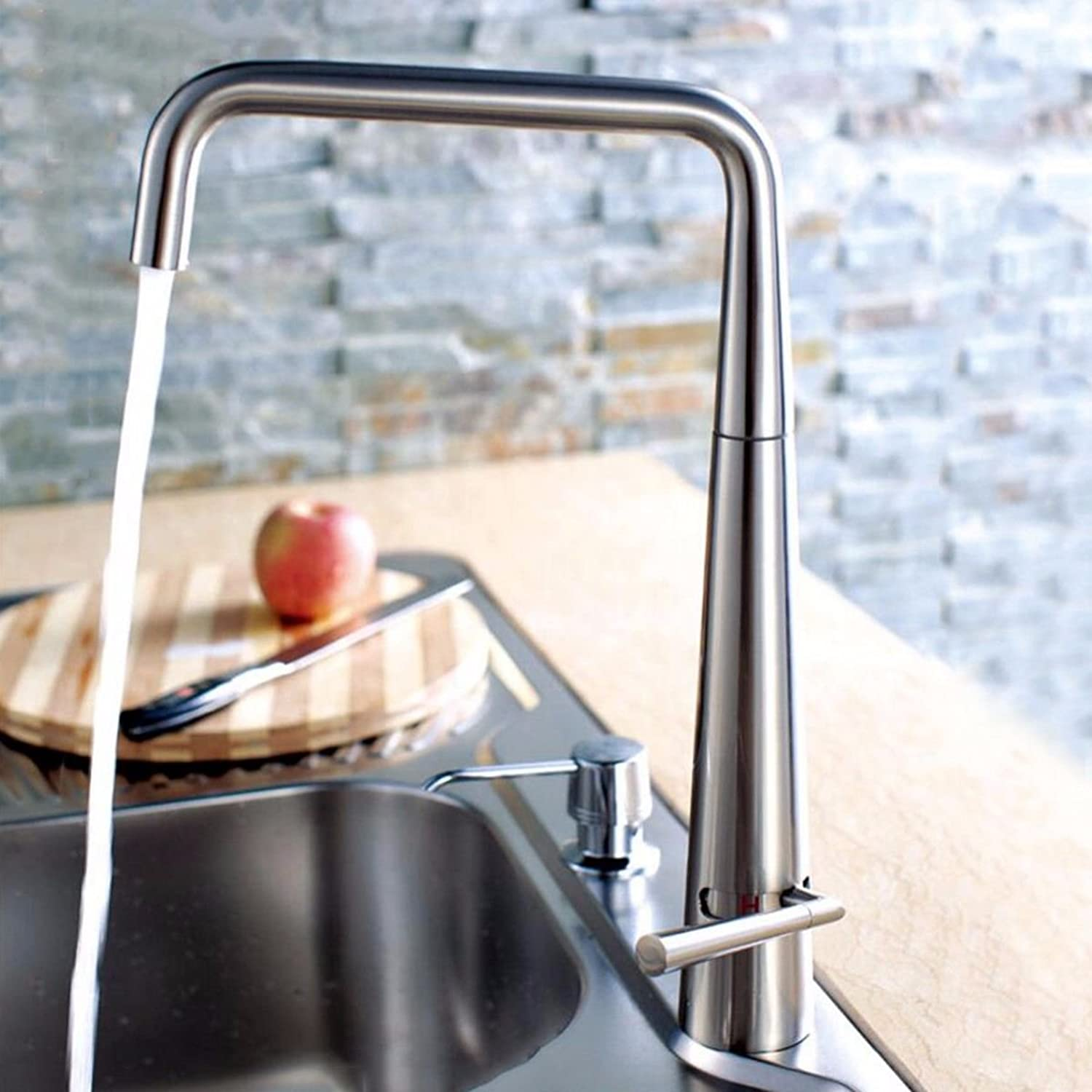 XPYFaucet Faucet Tap Taps Kitchen hot and cold copper sink sink laundry pool redatable sink, A2