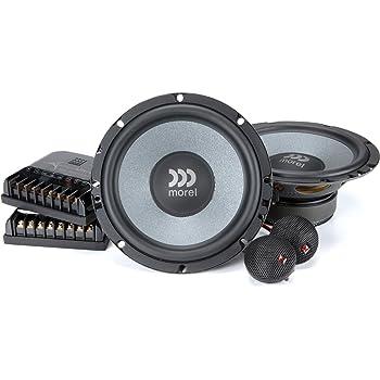 "Morel Tempo Ultra 602 6-1/2"" Component Speaker System"