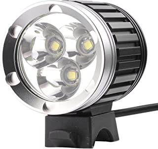 jgzwl Linterna Frontal Faro con energ/ía Solar Faro al Aire Libre Impermeable Deporte zoomable Linterna Cabeza l/ámpara de luz para Camping Senderismo