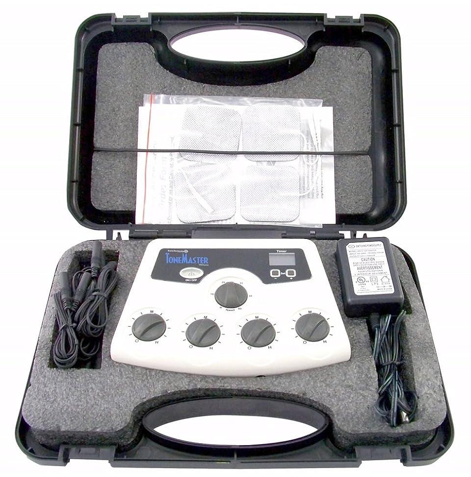 散らす感謝する証明書【米国ソニックテクノロジー社開発】 ポータブルで屋外でも使えるEMS TM-2200 【正規ルート輸入品】