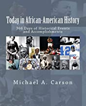historical events in african american history