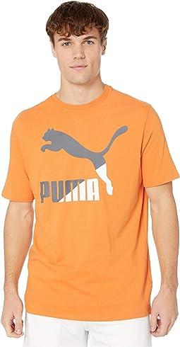Jaffa Orange/Castlerock/Puma White