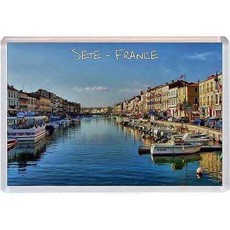 France Metz Jumbo Fridge Magnet Souvenir Gift Present
