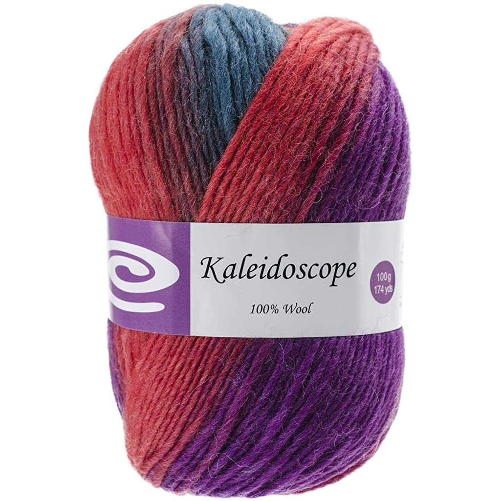 Elegant Yarns 147.30 Kaleidoscope Yarn-Sun Set