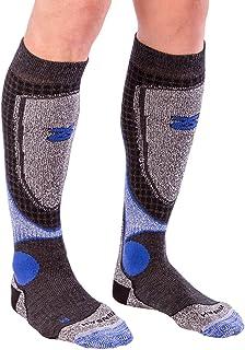 Zensah Ski Socks - Warm Merino Wool Skiing/Snowboard Socks for Men and Women