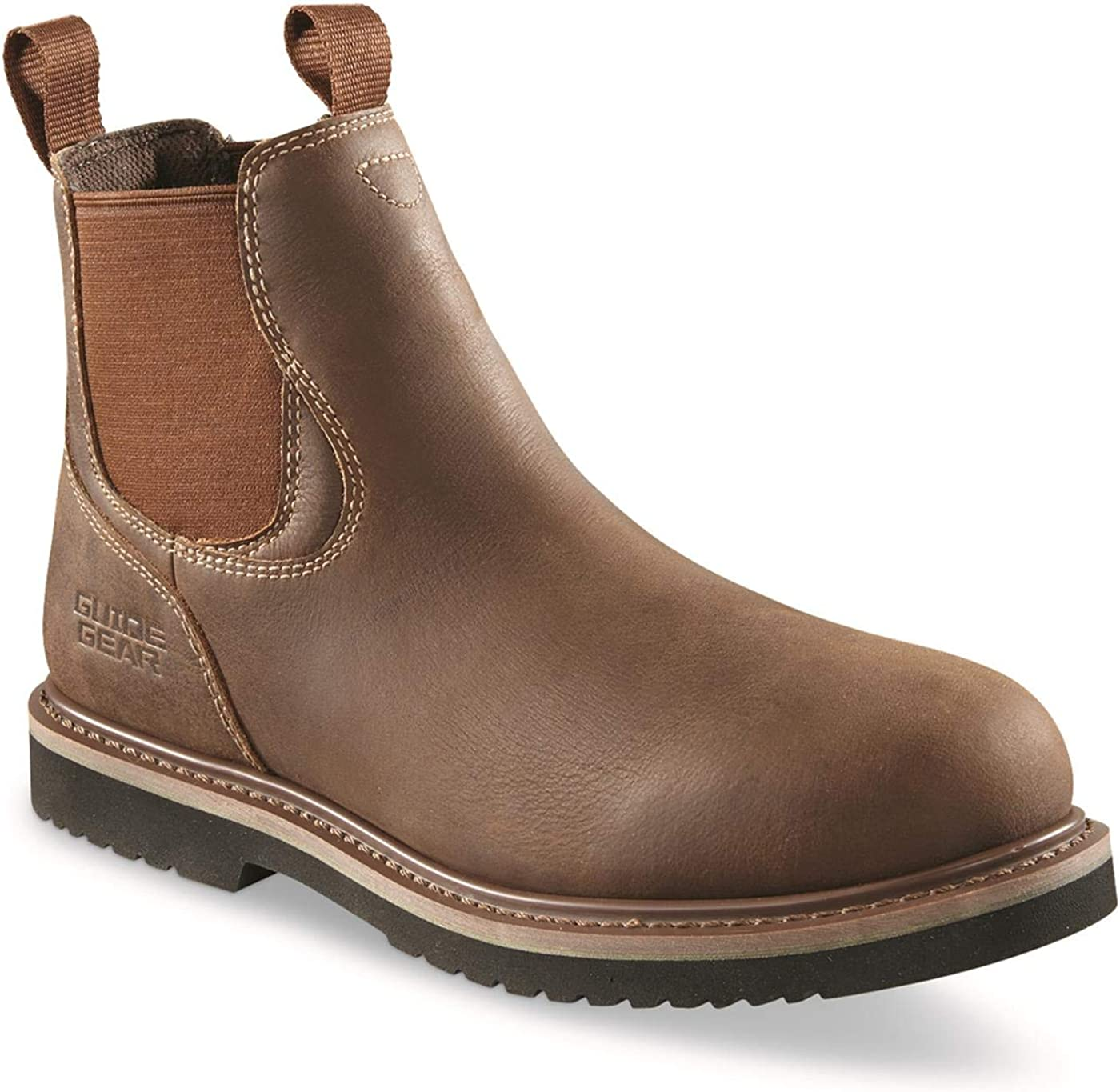 Field Series Romeo Work Boots: Shoes