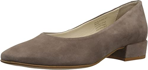Kenneth Cole New York York York Wohommes Bayou Robe Pump with A Faible Heel, Taupe, 10 Medium US d29