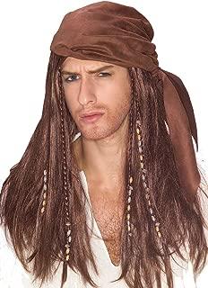 Rubie's Adult Pirate Wig