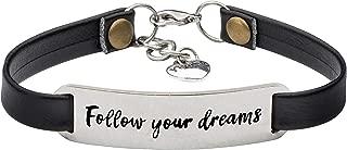 Best follow your dreams bracelet Reviews