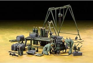 タミヤ 1/35 イタレリシリーズ No.23 ドイツ陸軍 野戦整備チーム 装備品セット プラモデル 37023