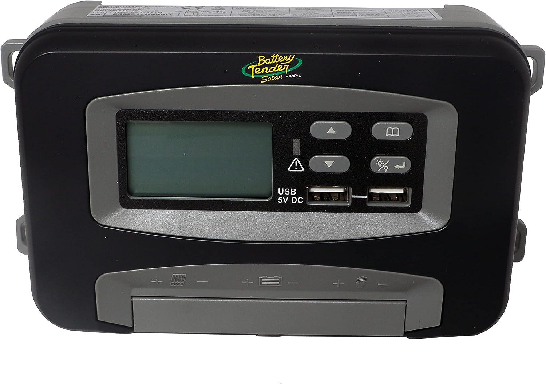 Battery Tender 30 AMP, 12V/24V MPPT Solar Panel Controller - Compatible with...