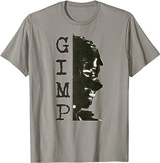 Vintage Gimp Costume BDSM Latex Gimp Suit Rubber Gimp Mask T-Shirt
