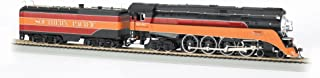 Bachmann Industries GS4 4-8-4 Locomotive - DCC Sound Value Equipped - Southern PACIFIC DAYLIGHT #4436 (Billboard lettering) - HO-Scale Train