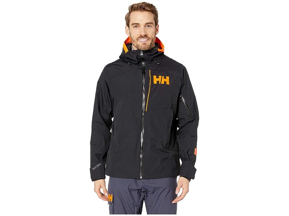 Helly Hansen Overland Jacket (Black) Boy