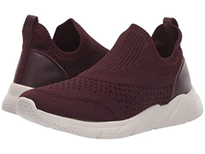 Taryn Rose Wesley (Oxblood Knit) Women