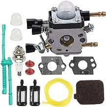 Savior C1Q-S68 Carburetor Air Fuel Filter for Stihl BG45 BG55 BG65 BG85 Blower C1Q-S64 4229 120 0606
