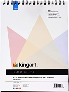 Accent Design Paper Accents ADP1212-5.127CB90 Chipboard 12x12 Extraheavy Blk Chipboard 12x12 2X Heavy 90Pt Black 5Pc