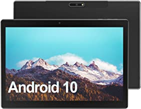 Tablet 10 Inch, 2021 Android 10 Tablet with 2GB RAM 32GB...