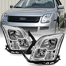 ACANII - For 2006 2007 2008 2009 Ford Fusion Headlights [Factory Style] Headlamps Replacement Driver + Passenger Side