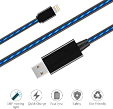 led phone charger cable
