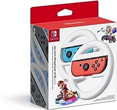 Nintendo Joy-Con Wheel (Set of 2) - White - Switch