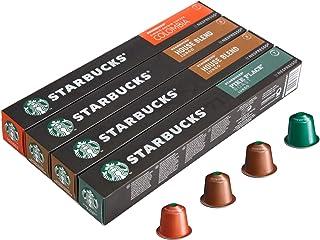 Starbucks by Nespresso for Original Line System: Lungo Variety, 40 Capsules