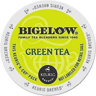 Bigelow 6085 Green Tea K-Cup Pack, 24/box