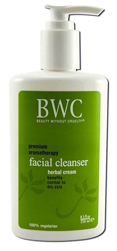 先入観歴史プレゼントBeauty Without Cruelty Herbal Cream Facial Cleanser 235 ml
