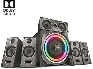 Trust Gaming GXT 698 Torro Système d'enceintes numérique 5.1 avec son Dolby Surround..