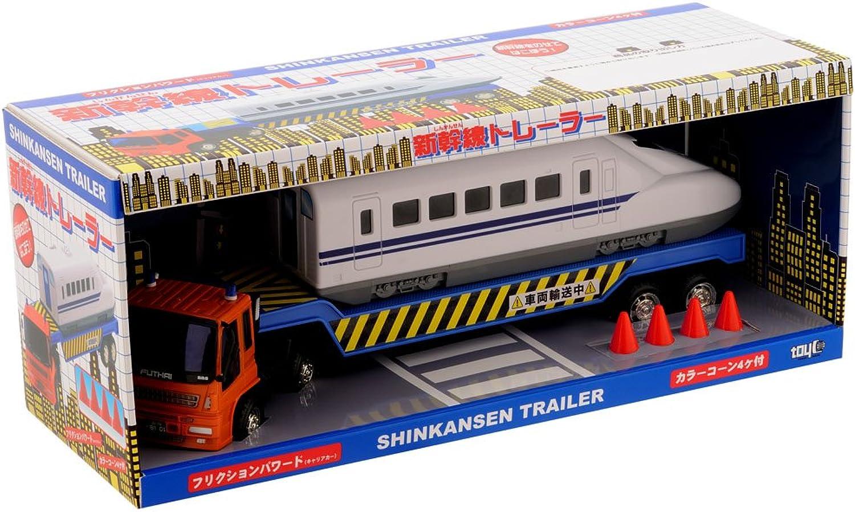 Friction Shinkansen trailer (japan import)