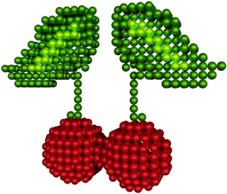 Fruits Magnet Balls Coloring Game: Paint by Number