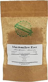 Malvavisco Raíz/Althea Officinalis L/Marshmallow Root # Herba Organica # Bismalva, Hierba Cañamera (50g)