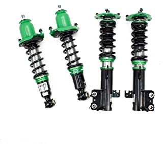 R9-HS2-066_2 made for Toyota Matrix (E130) FWD 2003-08 Hyper-Street II Coilovers Lowering Kit by Rev9, 32 Damping Level Adjustment
