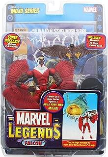 Marvel Legend's 6 Inch Series 14 Figure Classic Falcon