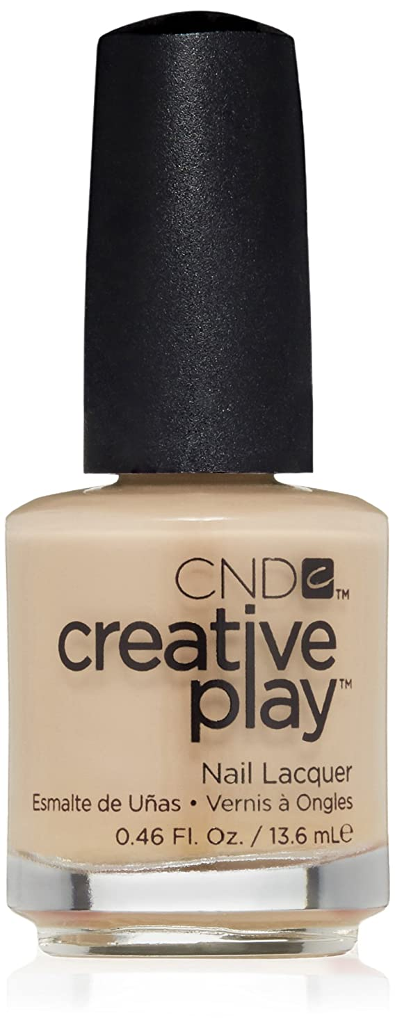 独裁彫る一節CND Creative Play Lacquer - Clementine, Anytime - 0.46oz / 13.6ml