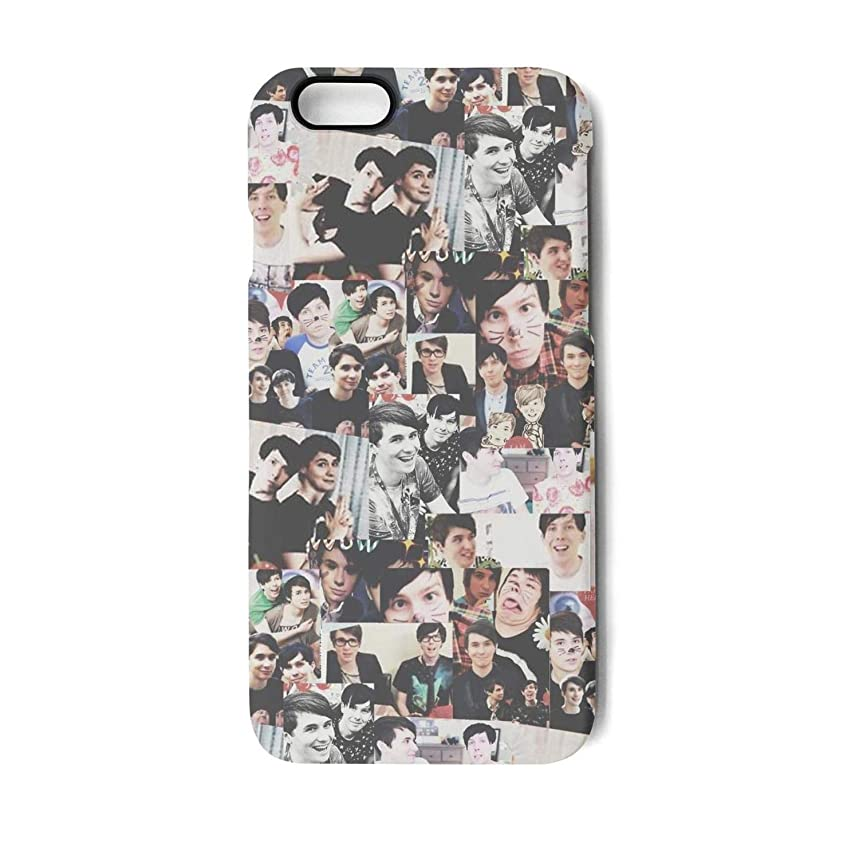 I Phone 6/6s Case Dan Phil-Memory- Phone Shell i Phone 6/6s 4.7 inch