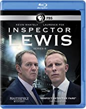 MP:INSPECTOR LEWIS SSN8 BD [Blu-ray] [Import]